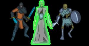 Battler_Squelettes