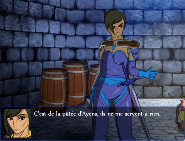 Miruda : Les Pierres de Ruulna Screen11